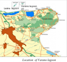 Varano Lagoon Location