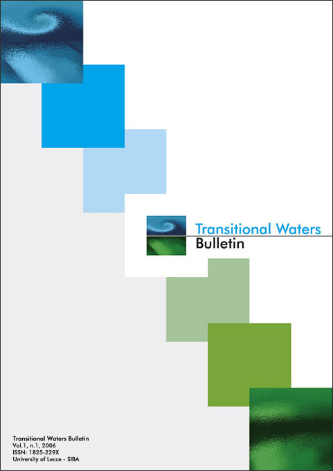 Transitional Waters Bulletin